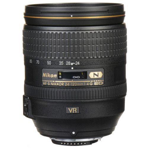 AFS 24-120mm f/4G ED VR Nikon