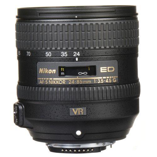 AFS 24-85 mm f/3.5-4.5G ED VR Nikon
