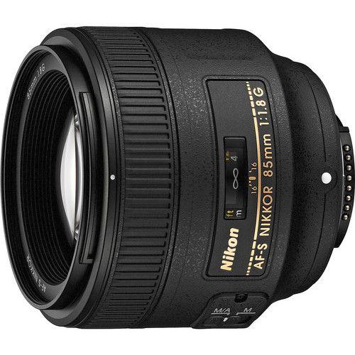 AFS 85 mm f/1.8 G Nikon