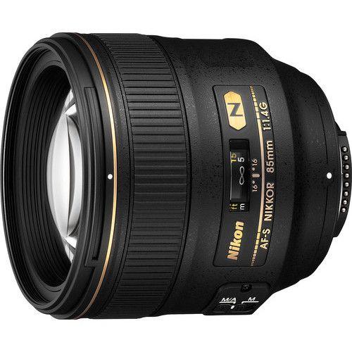 AFS 85mm f/1.4G Nikon