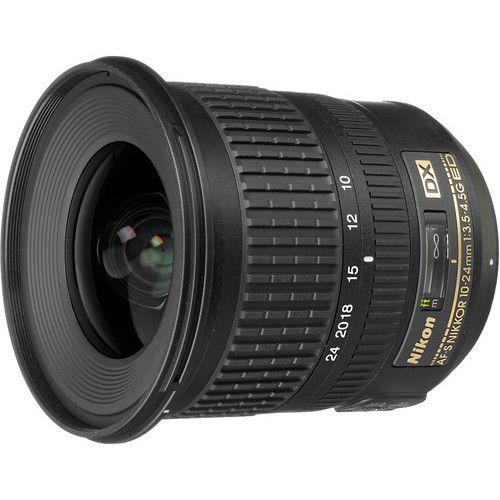 AFS DX 10-24 mm f/3.5-4.5G ED Nikon