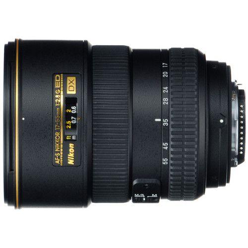 AFS DX 17-55 mm f/2.8G IF-ED Nikon