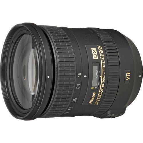 AFS DX 18-200 mm f/3.5-5.6G ED VR II Nikon