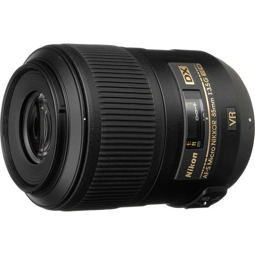 AFS DX Micro NIKKOR 85 mm f/3.5G ED VR