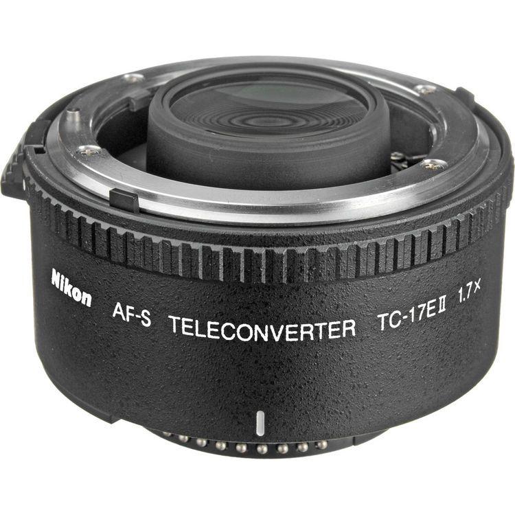 AFS TC 17E II Nikon teleconvertisseur
