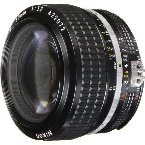 AIS 50mm f/1.2 Nikkor
