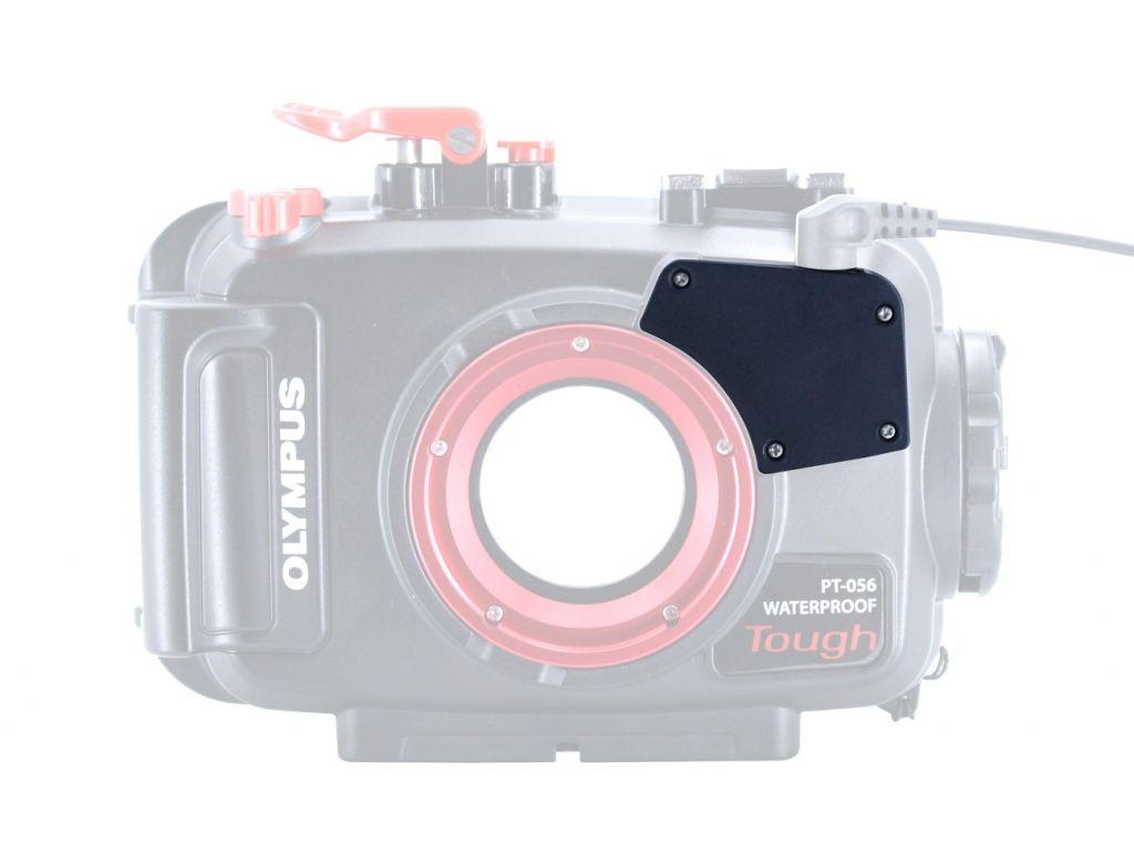 AOI FCA-01 Adaptateur pour fibre optique pour Olympus PT-056 / PT-058