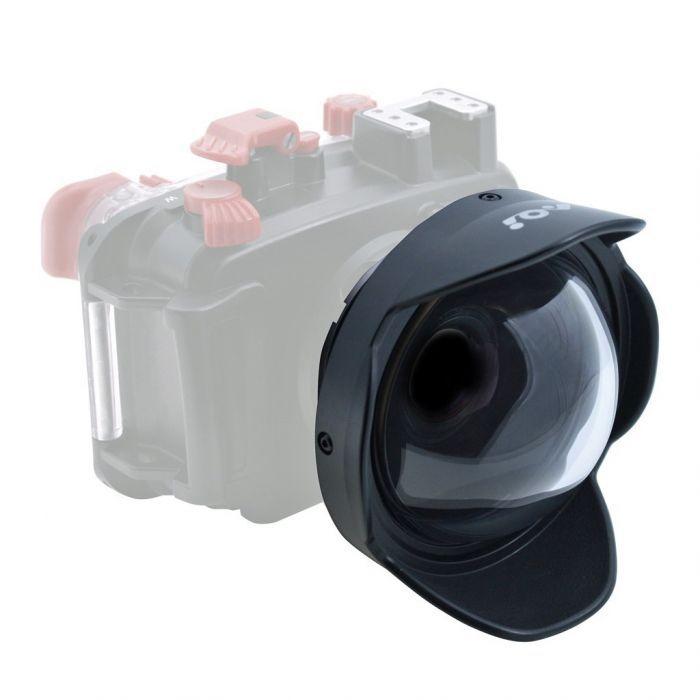 AOI UWL-400A Lentille grand angle 52mm 0.50X (Compatible avec le système QRS-01)