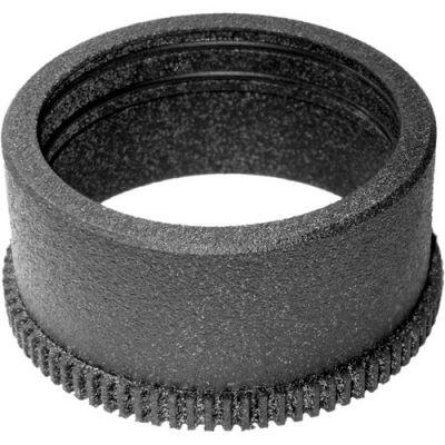 Aquatica bague de zoom pour  Tokina 10-17mm f / 3.5-4.5 AF DX + Kenko 1.4x