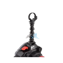 ArmShot support à glissière avec mini bras pour lampe sur caisson