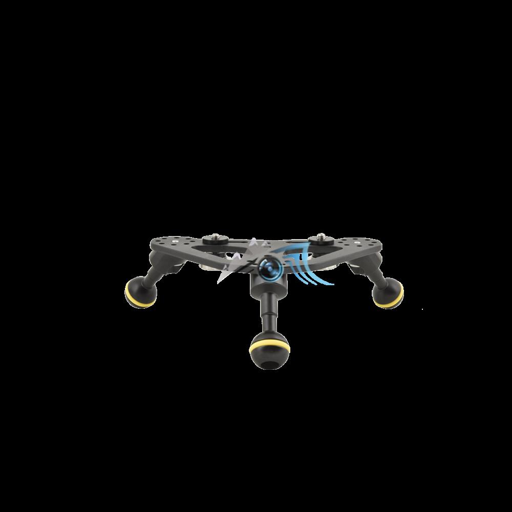 ArmShot trépied sous marin photodenfert