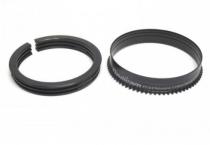 Bague de mise au point p714-f pour panasonic vario 7-14 mm