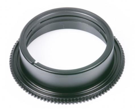Bague de zoom nauticam c815-z + 1.4 pour canon eos ef 8-15mm lens avec kenko 1.4x teleplus pro 300 dgx