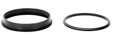Bague de zoom nauticam sc816-z for sigma 8-16mm f4.5-5.6 dc hsm