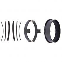 Bague de zoom universel pour objectifs jusqu\'à un diamètre de 7,1cm (longueur 18/19cm)