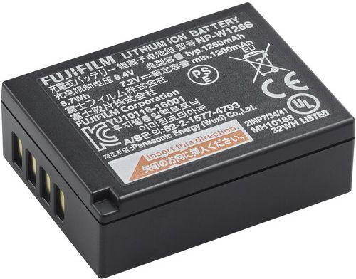 Batterie Li-Ion Fujifilm NP-W126S
