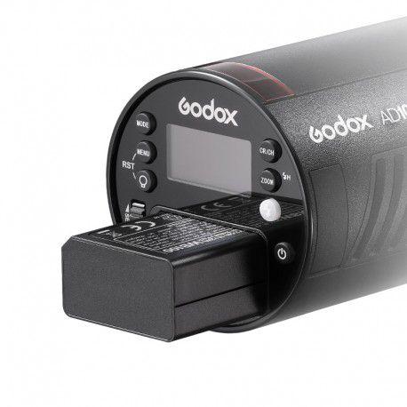 Batterie WB100 Godox pour flash AD100 Pro Godox