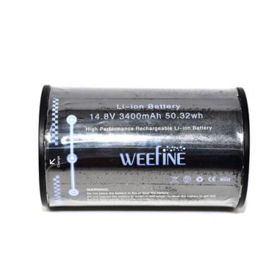 Batterie WeeFine pour solar flare 2800/3800/5000