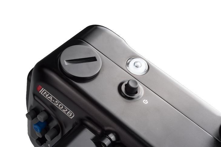 Caisson 502B-S nauticam pour Small HD502 bright avec prise SDI