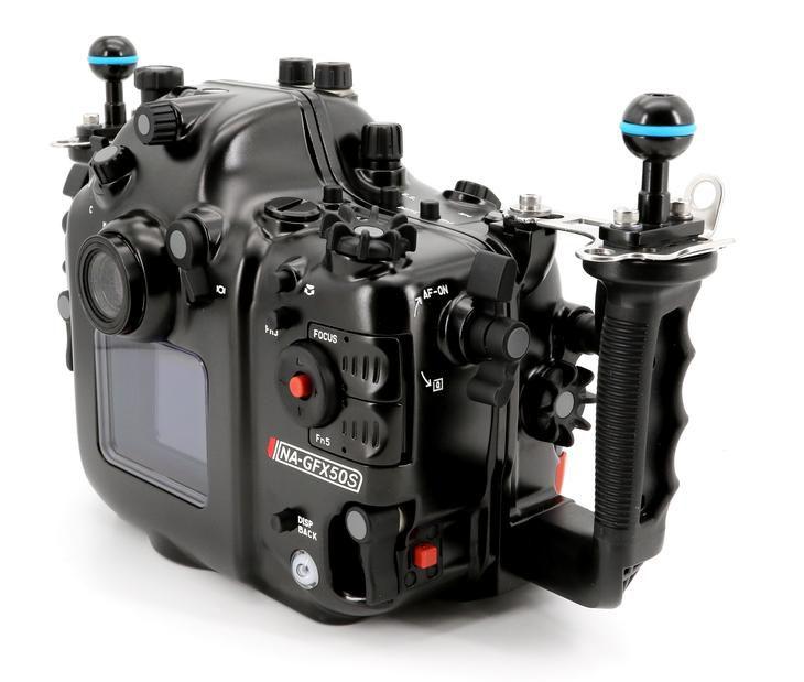 caisson NA-GFX pour appareil photo Fujifilm GFX 50S