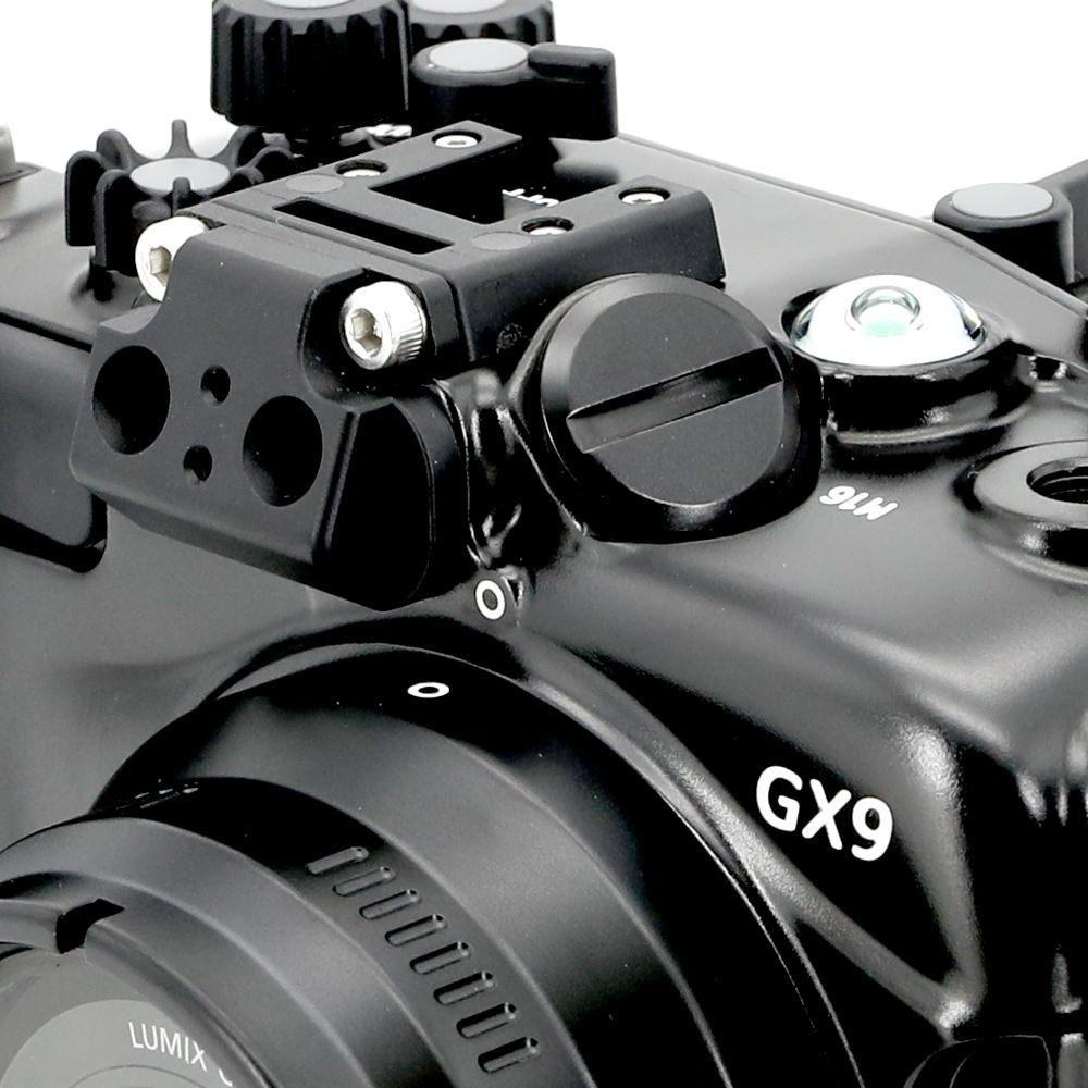 Caisson Nauticam pour Panasonic DMC-GX9