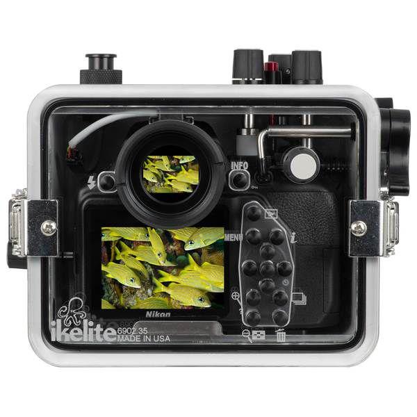 Caisson pour Nikon D3500 200 DLM / C