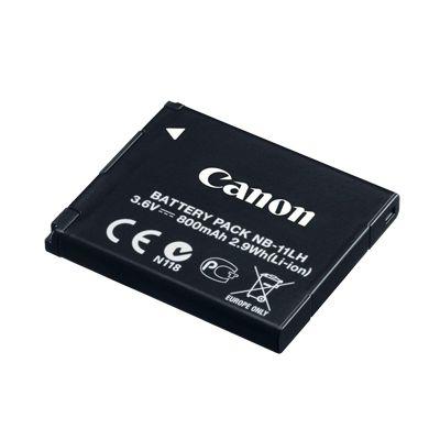 CANON Batterie NB-11LH pour Ixus 125/132/145/180/185/190/240/265/275/285/Powershot SX400/410/420