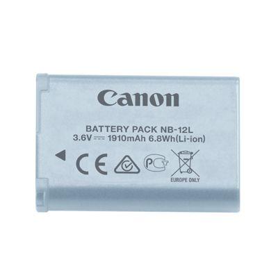 CANON Batterie NB-12L pour Powershot G1XII/N100/Legria Mini X
