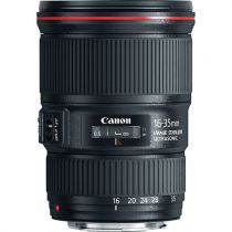 CANON EF 16-35 mm f/4 L IS USM