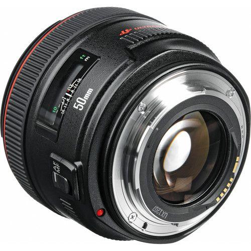 Canon EF 50 f/1,2 L USM