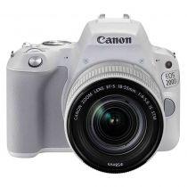 CANON EOS 200D +18-55 IS STM Argent