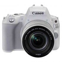 CANON EOS 200D +18-55 IS STM Argent