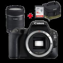 CANON EOS 200D Noir + 18-135mm f/3.5-5.6 IS STM + Sac Photo Canon 100EG + carte SD 16Go