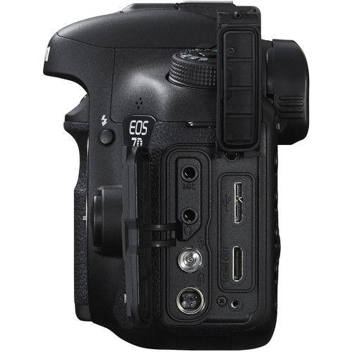 CANON EOS 7D Mark II + Carte Wi-Fi W-E1