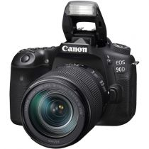 CANON EOS 90D + 18-135 mm IS USM