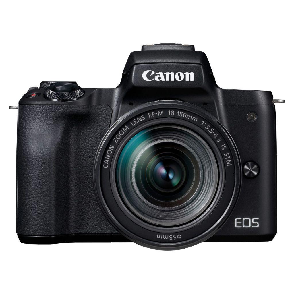 Canon EOS M50 + 18 - 150mm f/3.5-6.3