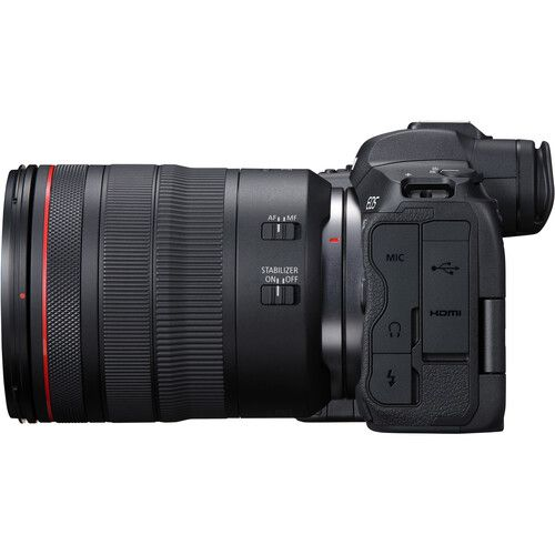 Canon EOS R5 + 24-105 mm f / 4L IS USM
