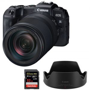 CANON EOS RP + RF 24-240 mm f/4-6,3 IS USM + Parasoleil EW-78F + SD 32 Go