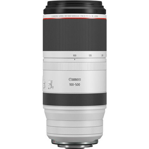 Canon RF 100-500 mm F/4.5-7.1L IS USM