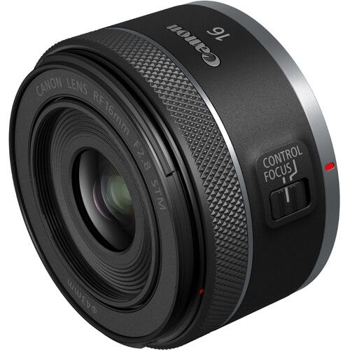 Canon RF 16mm f/2,8 STM