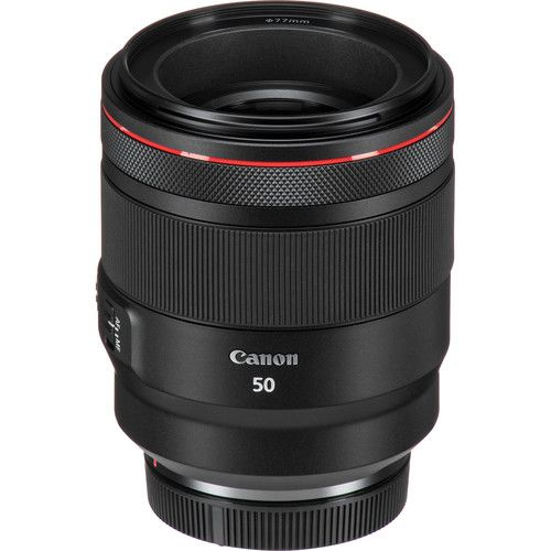 Canon RF 50 mm f/1.2 L STM