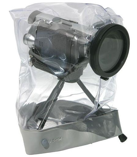 Cape de pluie pour caméra VC-1S