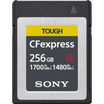 Carte mémoire CFexpress Type B TOUGH de 256 Go de Sony