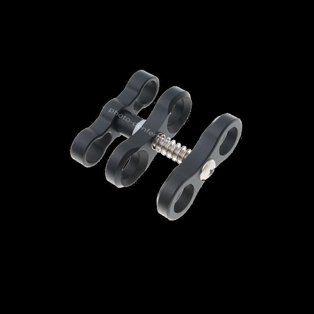 Clamp pour rotules de 25mm-armshot