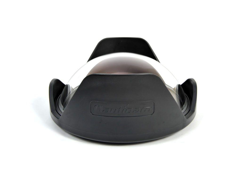 Dôme fisheye 230mm en verre modèle 2