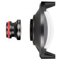 Dôme pour Olympus FCON-T02 avec objectif Fisheye pour Olympus TG-6
