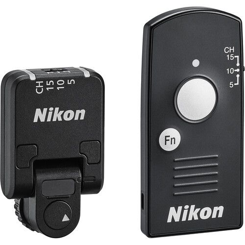 Ensemble de télécommande Nikon WR-R11a / WR-T10 pour réflex