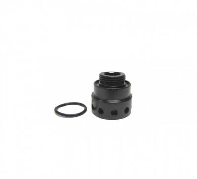 Extension m14 pour vacuum valve m14 (pour caissons na-d90, d300, d700) nauticam