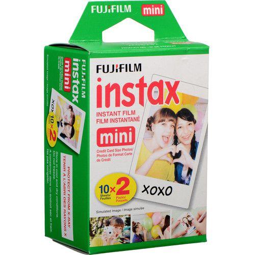 Film Fujifilm Instax Mini Bipack (20 expositions)
