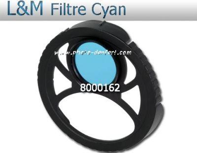Filtre Cyan pour SOLA 4000 Light & Motion